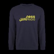 Sweat-shirts ~ Sweat-shirt Homme ~ Ness Radio nom 02 Sweet