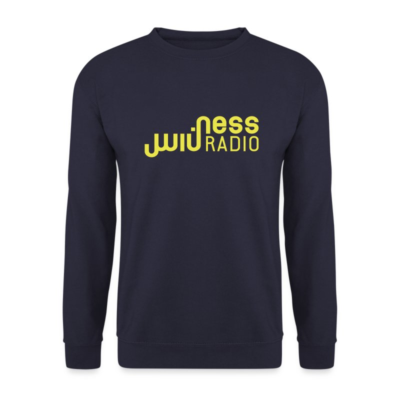 Ness Radio nom 02 Sweet - Men's Sweatshirt