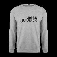Sweat-shirts ~ Sweat-shirt Homme ~ Ness Radio nom 01 Sweet