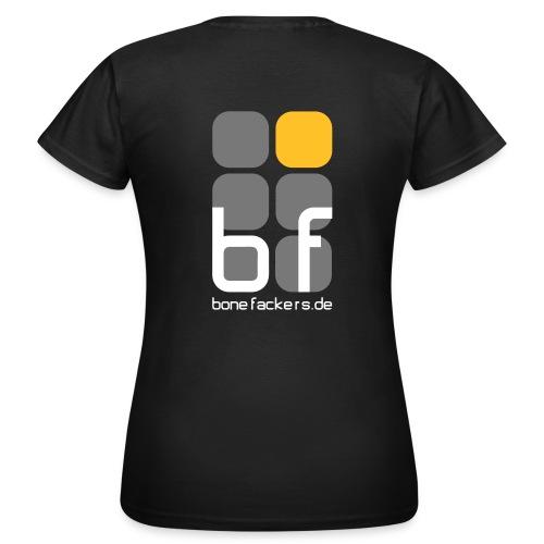 Frauenshirt schwarz - Frauen T-Shirt