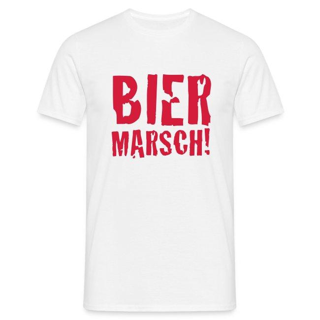 Bier Marsch weiss
