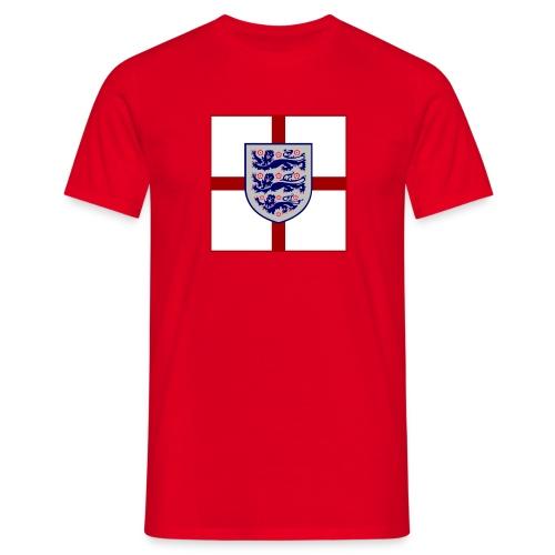England Cross - Men's T-Shirt