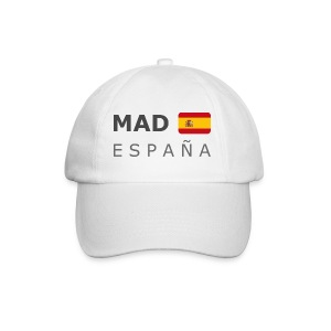 Base-Cap MAD ESPAÑA dark-lettered - Baseball Cap