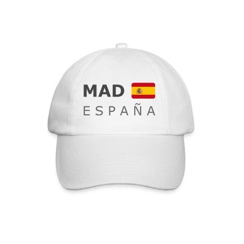 Base-Cap MAD ESPAÑA dark-lettered - Baseball Cap