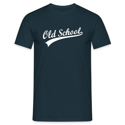 Old School Shirt men - Männer T-Shirt