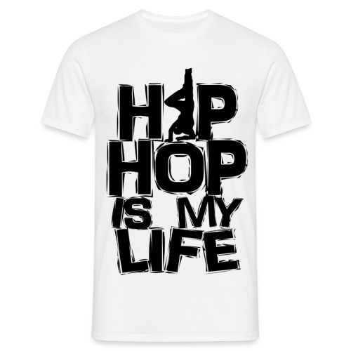hiphopismylife2 - T-shirt Homme
