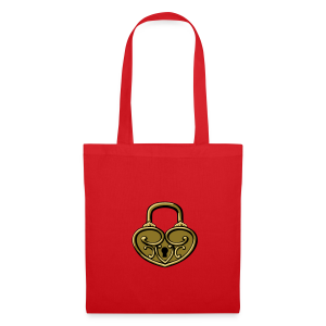 Pop My Lock 3D-Gold - Tote Bag