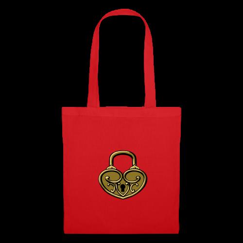 Pop My Lock 3D-Gold - Tote Bag