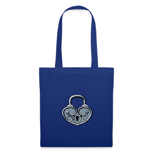 Pop My Lock 3D-Silver - Tote Bag
