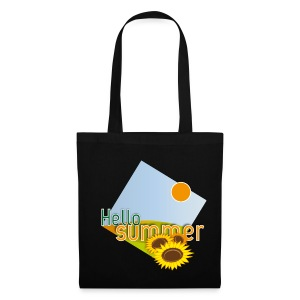 Shopping Bag Girasoli - Borsa di stoffa