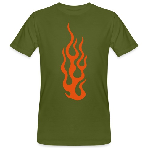 Flames - Men's Organic T-Shirt
