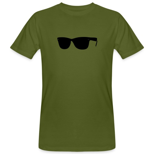 Sun Glases - Men's Organic T-Shirt