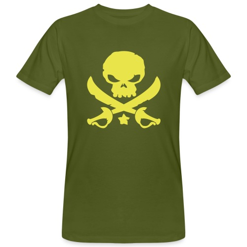 Pirate - Men's Organic T-Shirt