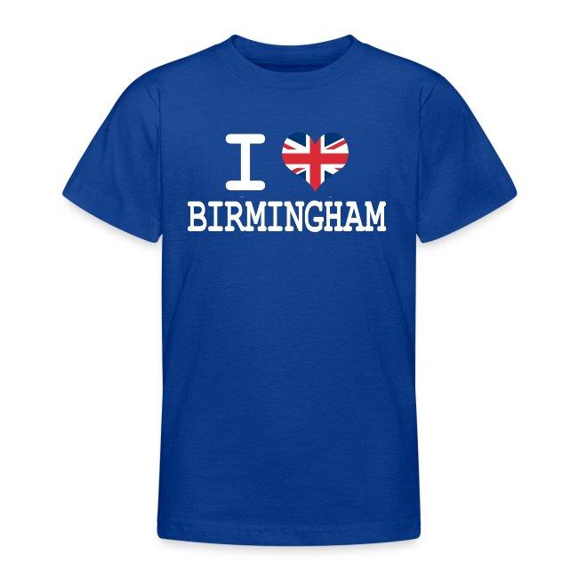 I love Birmingham