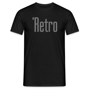 'Retro T-paita - Miesten t-paita