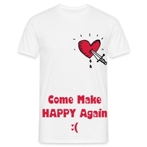 Heartbroken - Men's T-Shirt