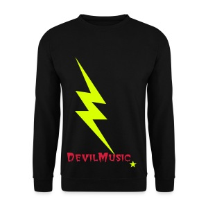 DevilMusic - Men's Sweatshirt