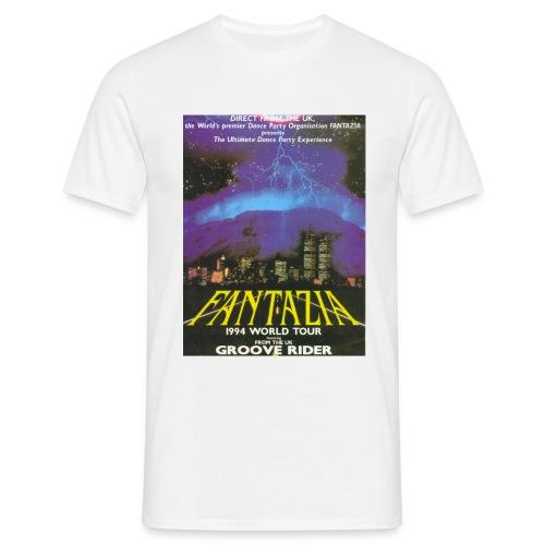 Fantazia Adelaide Flyer t-shirt - Men's T-Shirt