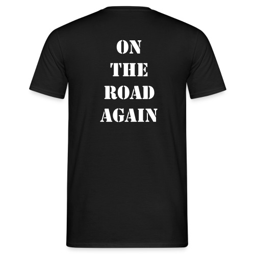 Tshirt homme On the road again - T-shirt Homme