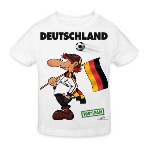 Fan Deutschland 2012 white edition