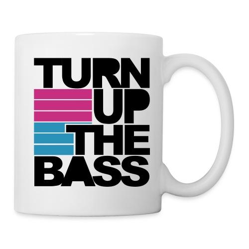 Turn Up The Bass - Mug