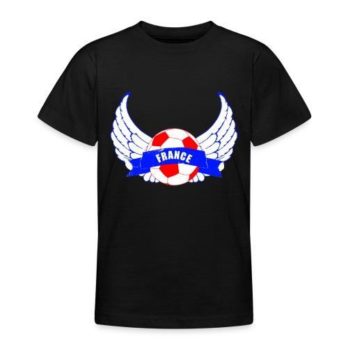 T shirt ado football france - T-shirt Ado