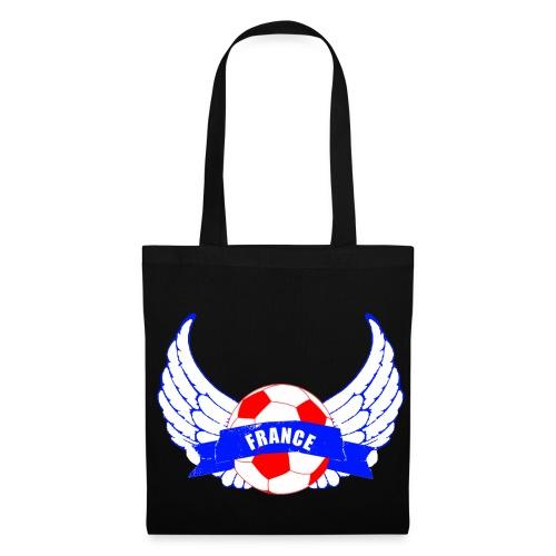 Sac football france - Tote Bag