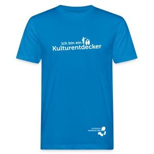Männer Bio-T-Shirt Kulturentdecker - Männer Bio-T-Shirt