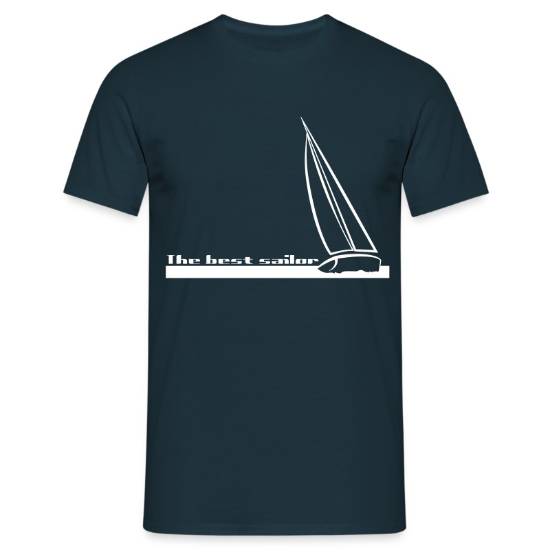 T-shirt The Best Sailor 2 - Maglietta da uomo