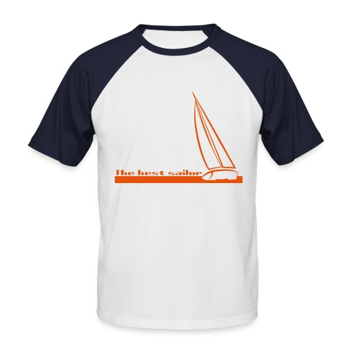 T-shirt The Best Sailor - Maglia da baseball a manica corta da uomo