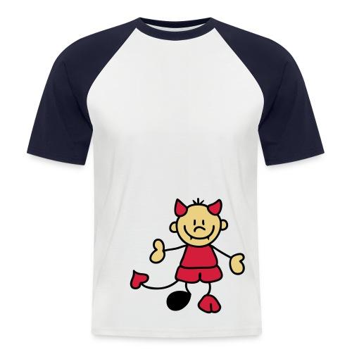 t-shirt uomo8 - Maglia da baseball a manica corta da uomo