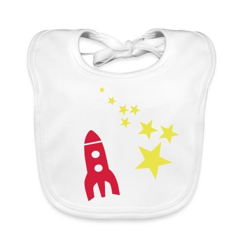 Rocket Bib - Baby Organic Bib