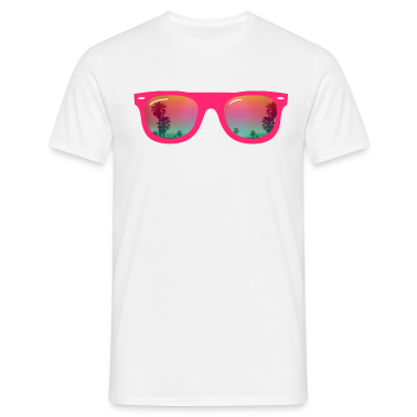sunglasses summer T-Shirts