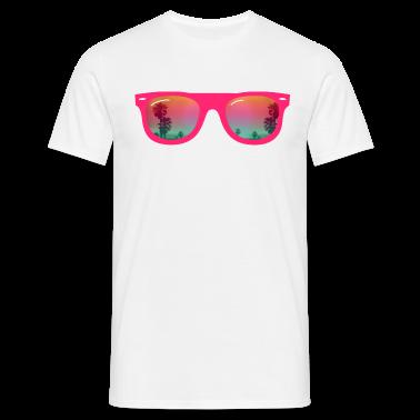 sunglasses summer T-Shirts