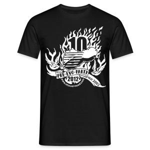 Pre-Evo-Party #10 - 2012 - Männer T-Shirt