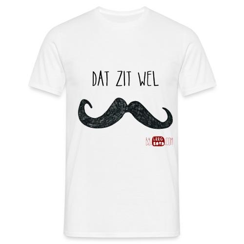 Dat zit wel.. - Mannen T-shirt