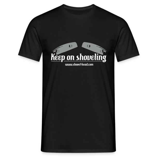 Keep on Shoveling