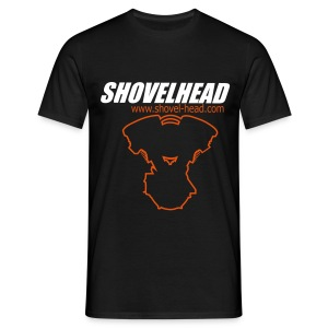 Shovel-Head.com Shirt Engines - Männer T-Shirt