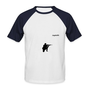 Jagdstifti T-Shirt Hunter - Männer Baseball-T-Shirt
