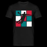 Tee shirts ~ Tee shirt Homme ~ Handball, allez les bleus...