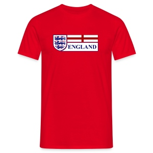 ENGLAND 3LIONS - Men's T-Shirt