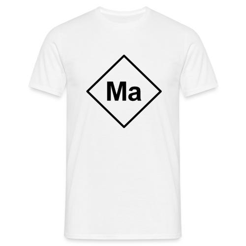 Feuerwehr Maschinist - Männer T-Shirt