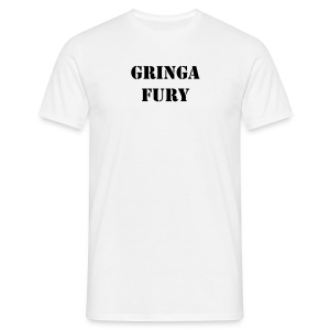 Gringa Fury Basic T-Shirt - Men's T-Shirt