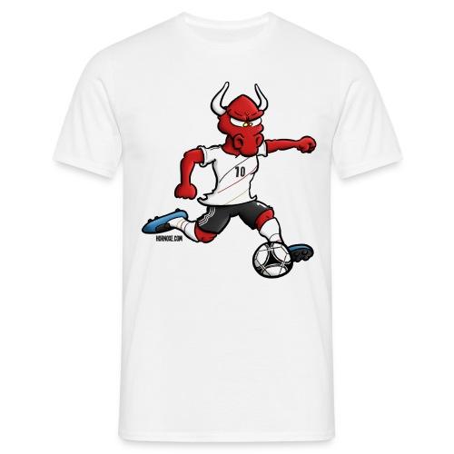 Fußballer Oxe - Männer T-Shirt