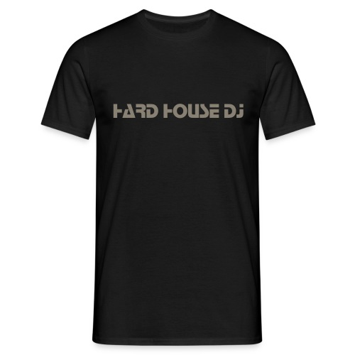 Hard House DJ T Shirt Mens - Men's T-Shirt