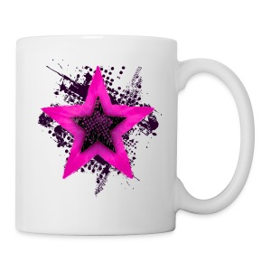 Tasse Flashy Rose - Tasse