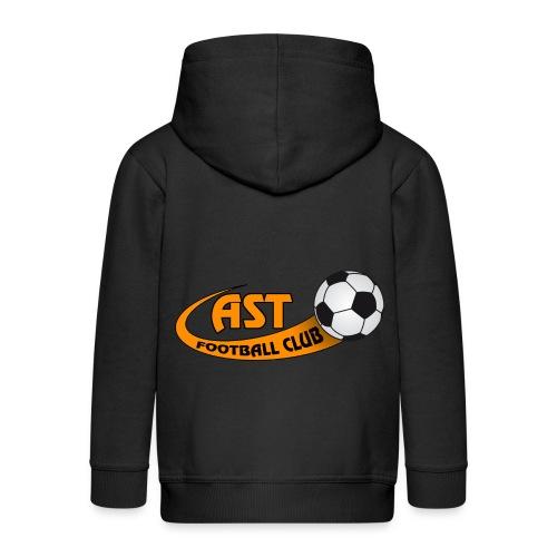 veste enfant foot - Veste à capuche Premium Enfant
