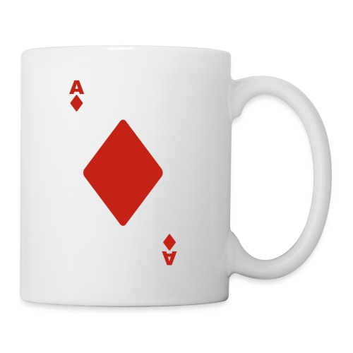 Taza As de Diamantes - Taza