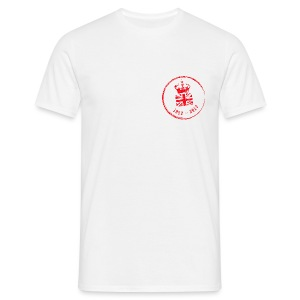 Diamond Jubilee Stamp - Small - Men's T-Shirt