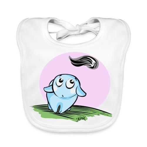 Wolkenschaf - Baby Bio-Lätzchen